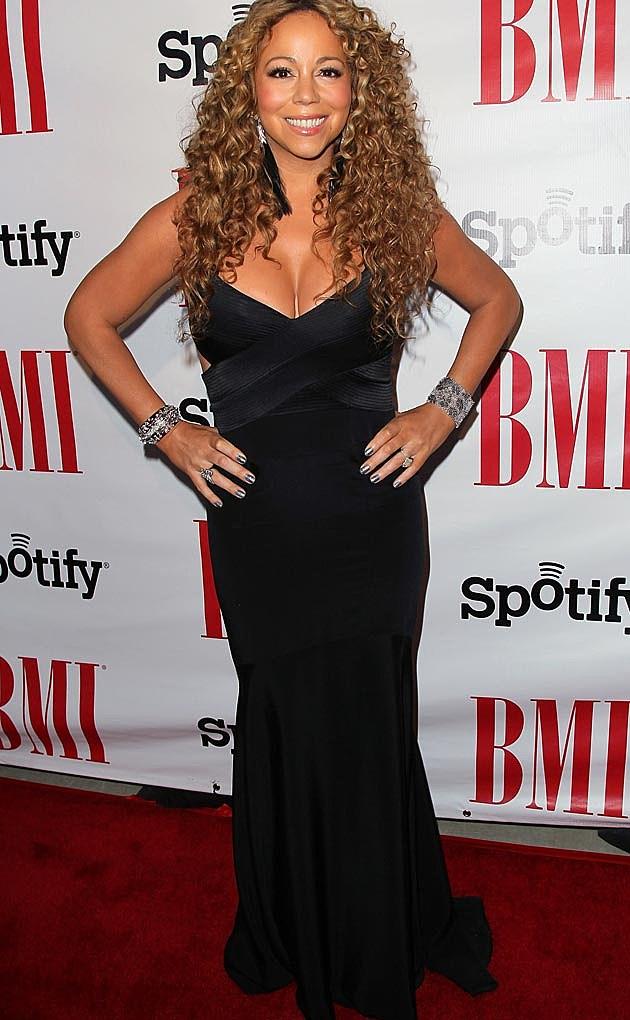 Mariah Carey 2012