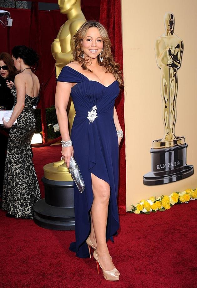 Mariah Carey 2010 Valentino Couture