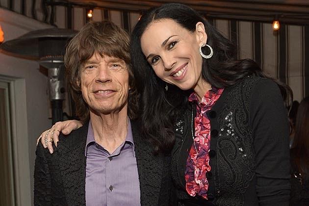 Mick Jagger L'Wren Scott Suicide