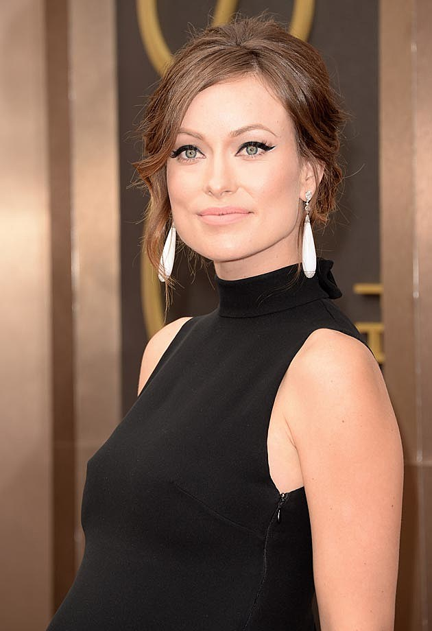 Olivia Wilde 2014 Oscars Valentino