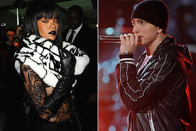 Rihanna Eminem The Monster Tour