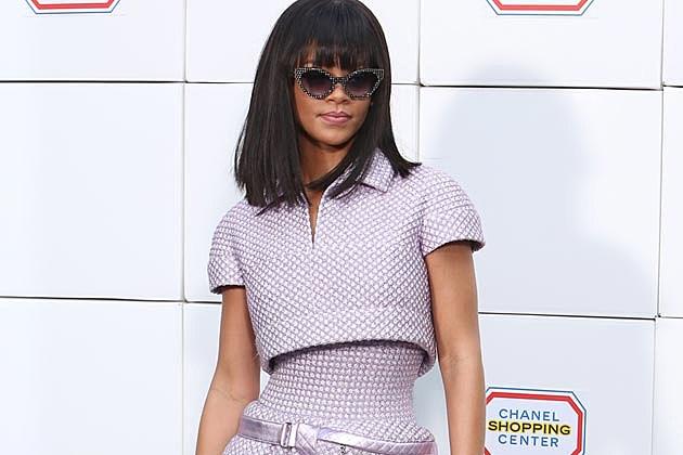 Rihanna CFDA Icon