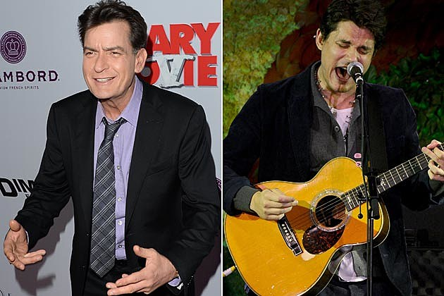Charlie Sheen John Mayer Rolex Tweets