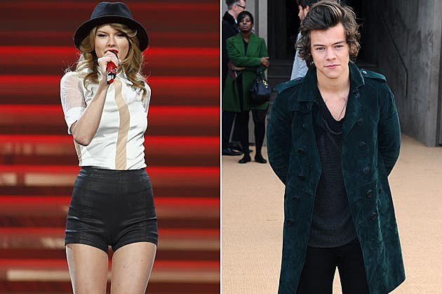 Taylor Swift Harry Styles Pre-Oscar Party