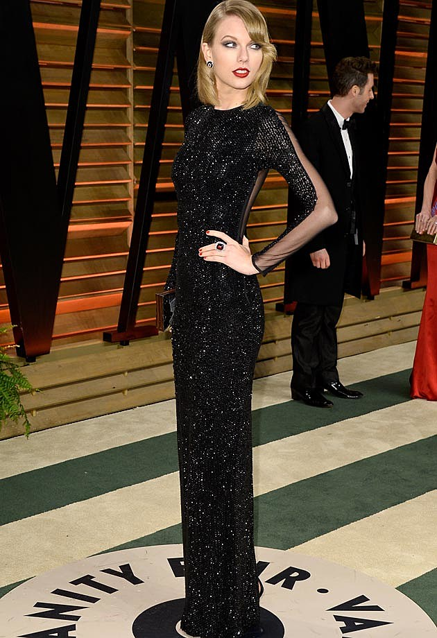 Taylor Swift 2014 Vanity Fair Oscar Party