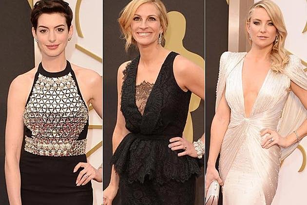 Worst Dressed 2014 Oscars