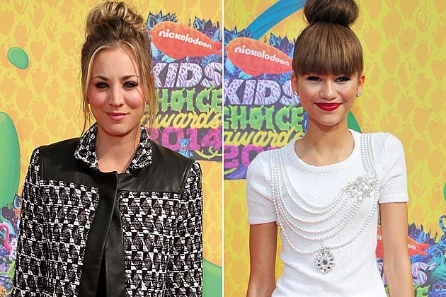 Worst Dressed 2014 Kids Choice Awards