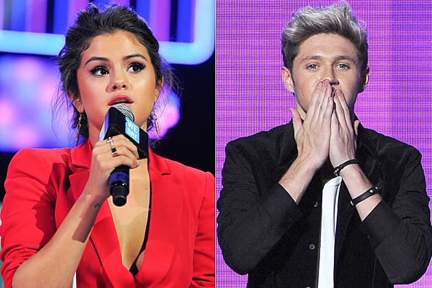 Selena Gomez Niall Horan
