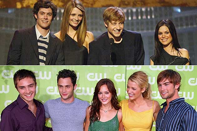 The OC Gossip Girl