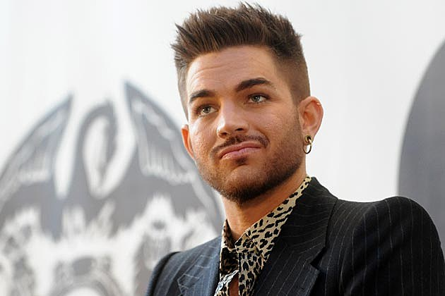 Awe Inspiring Adam Lambert Dyes Hair Green Photo Short Hairstyles For Black Women Fulllsitofus