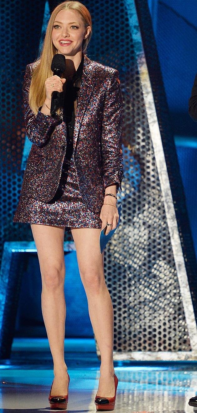 Amanda Seyfried 2014 MTV Movie Awards