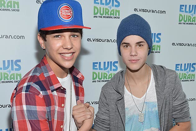 Austin Mahone Justin Bieber