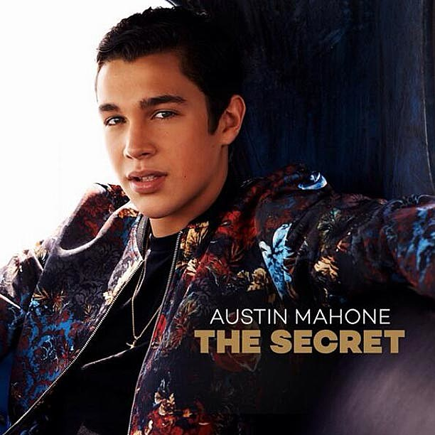 Austin Mahone The Secret Cover