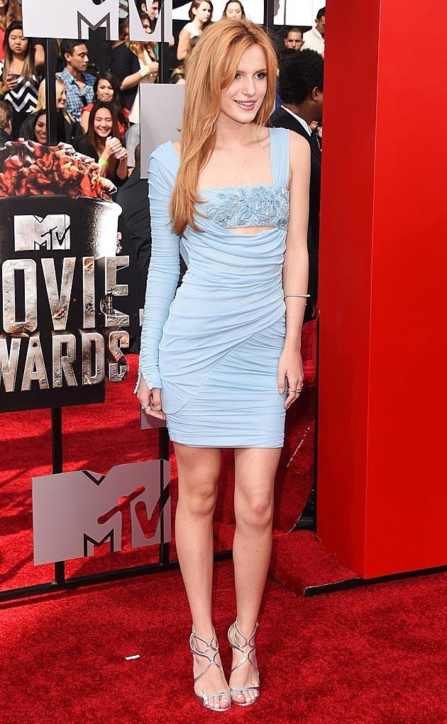 Bella Thorne 2014 MTV Movie Awards