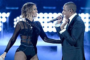 Beyonce Jay-Z On the Run Tour