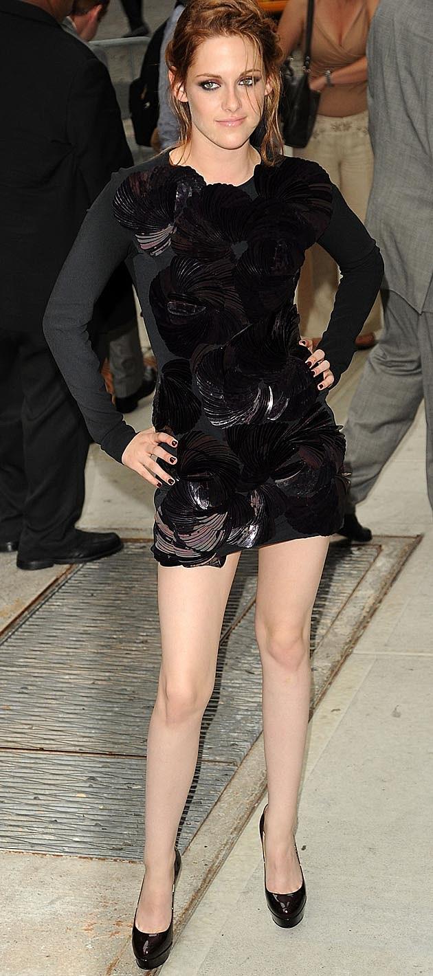 Kristen Stewart LBD