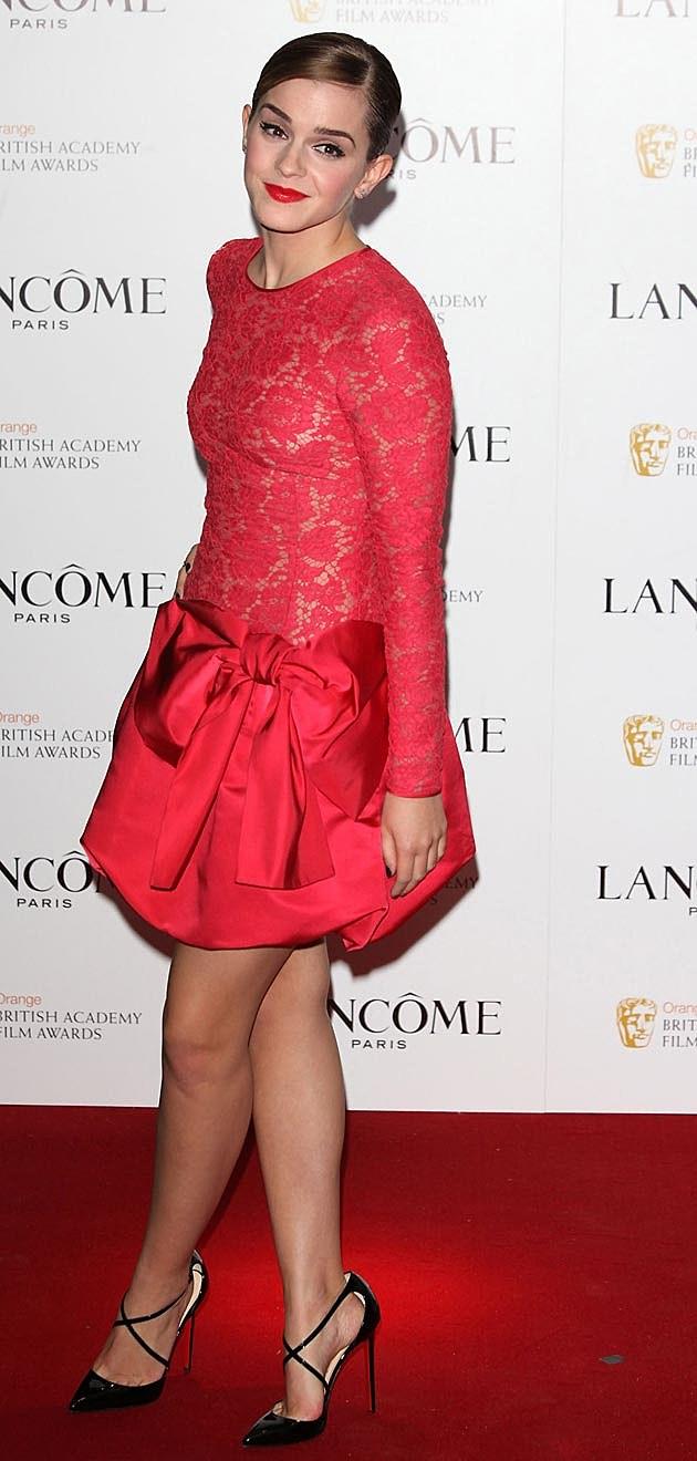See Emma Watson&-39-s Best Red Carpet Looks