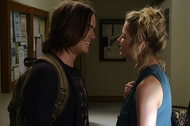 Tyler Blackburn Ashley Benson