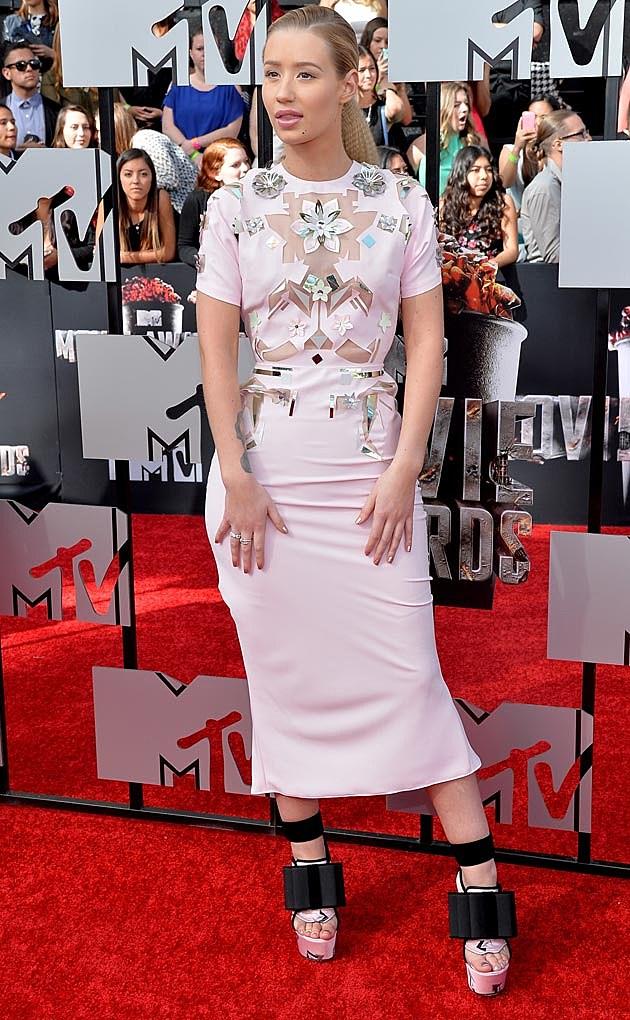 Iggy Azalea 2014 MTV Movie Awards