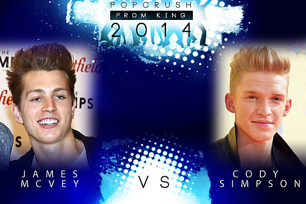 James McVey Cody Simpson