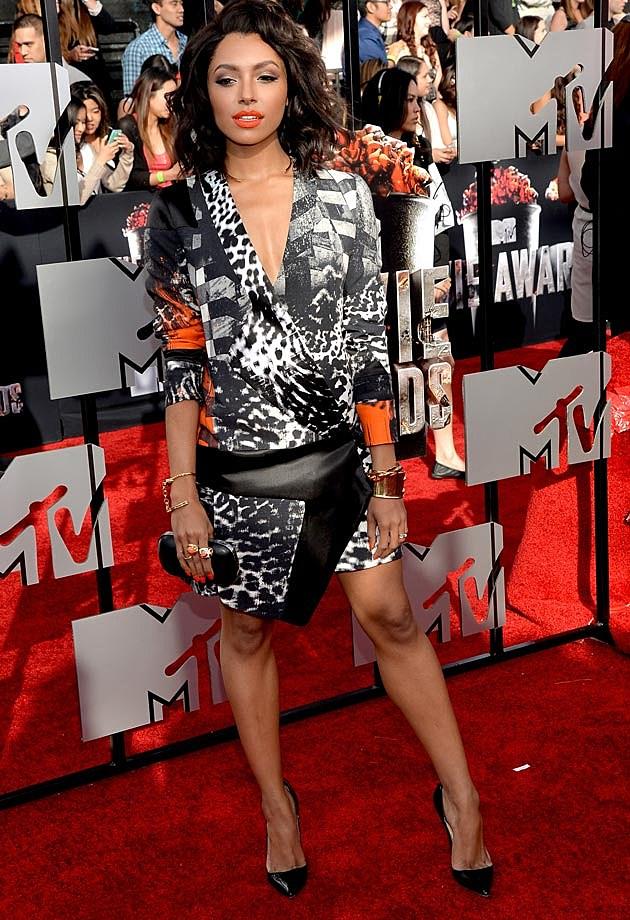 Kat Graham 2014 MTV Movie Awards