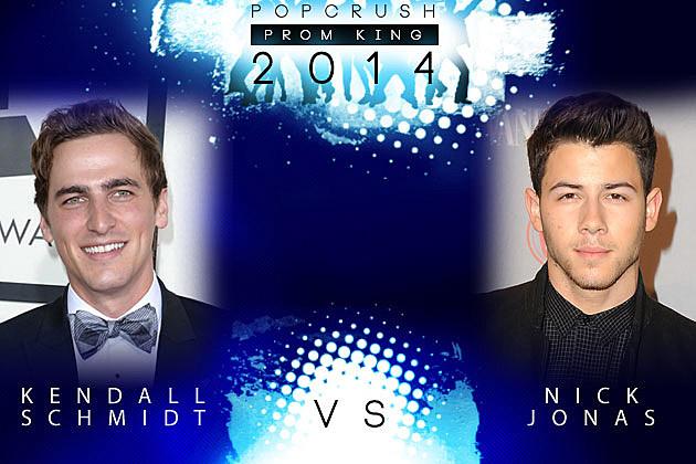 Kendall Schmidt Nick Jonas