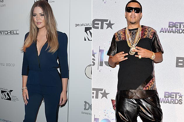 "is khloe kardashian dating french montana again French montana is keeping up with the kardashians the ""pop that"" rapper and  newly-single khloe kardashian are sparking romance rumors after their."