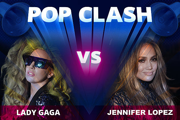 Lady Gaga Jennifer Lopez