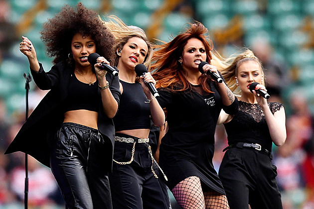 Little Mix Salute Tour Ben Hoskins  Getty Images