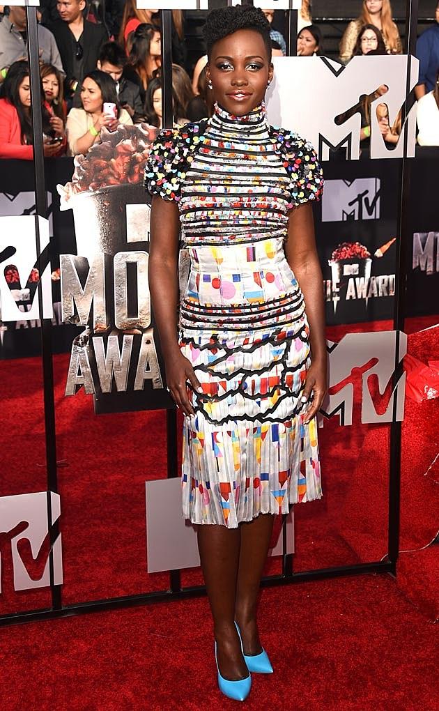 Lupita Nyong'o 2014 MTV Movie Awards