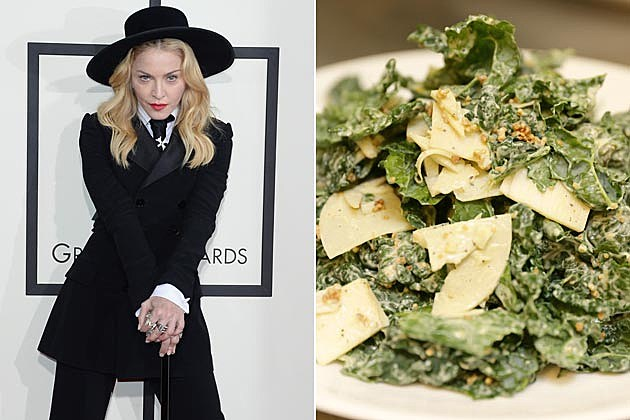 Madonna Kale