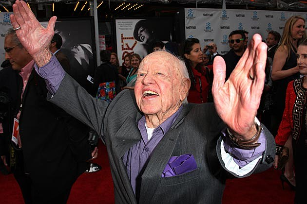 Mickey Rooney Death