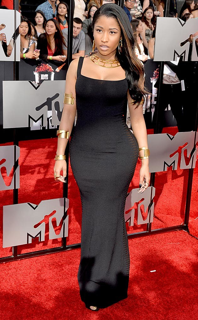 Nicki Minaj 2014 MTV Movie Awards