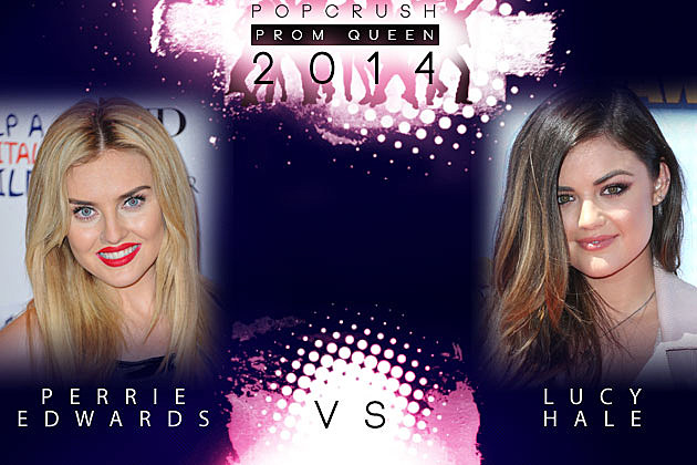 Perrie Edwards Lucy Hale