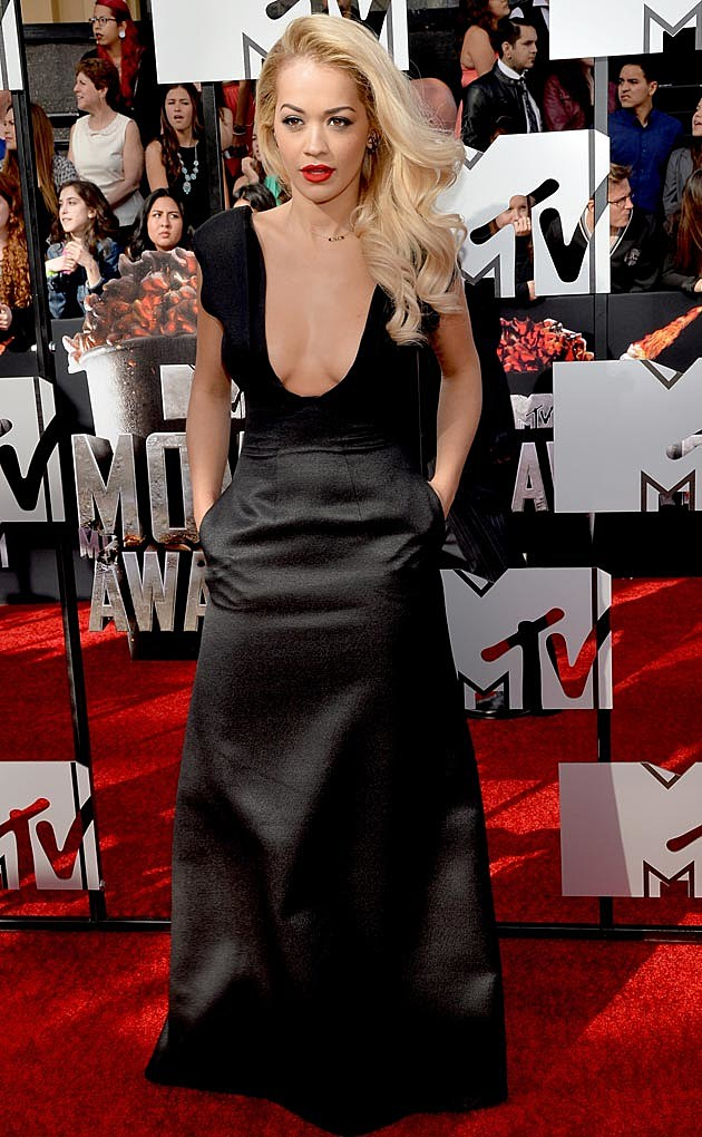 Rita Ora 2014 MTV Movie Awards