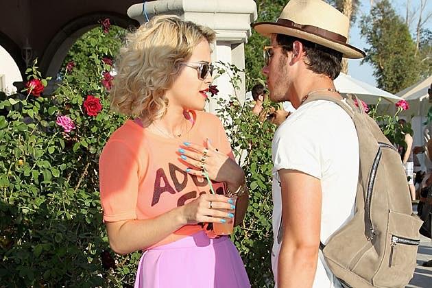 Rita Ora Nick Jonas