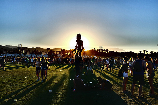 Coachella 2014 - Day 1