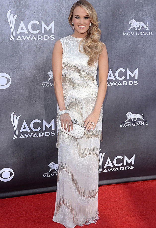Carrie Underwood at 2014 Academy of Country Music Awards