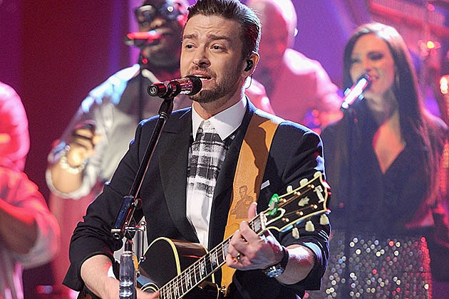 Justin Timberlake Adds 20/20 Tour Dates