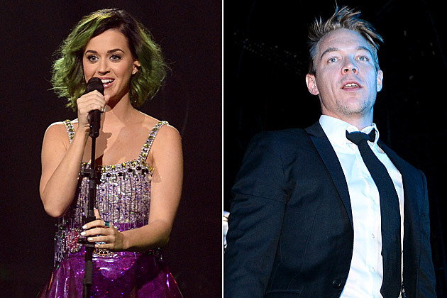 celebrity is katy perry dating diplo