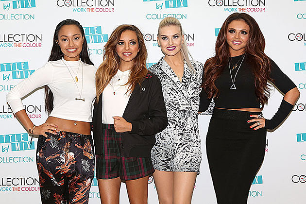 Former X Factor Winners Little Mix