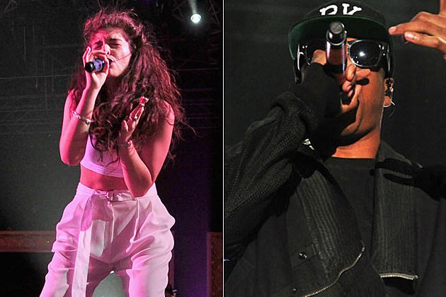 Lorde / Jay-Z