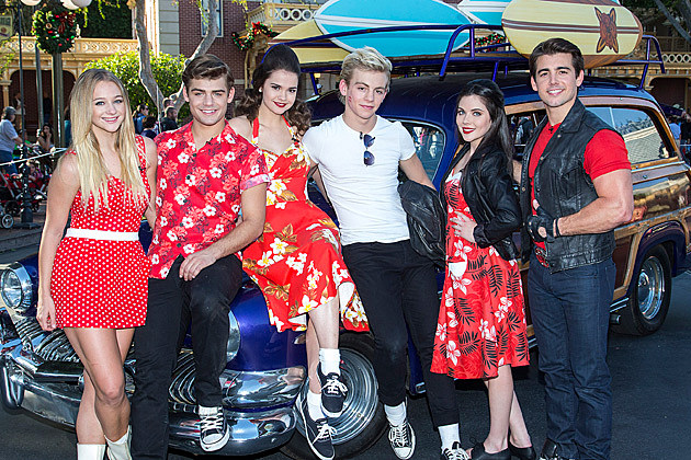 Teen Beach Movie Cast