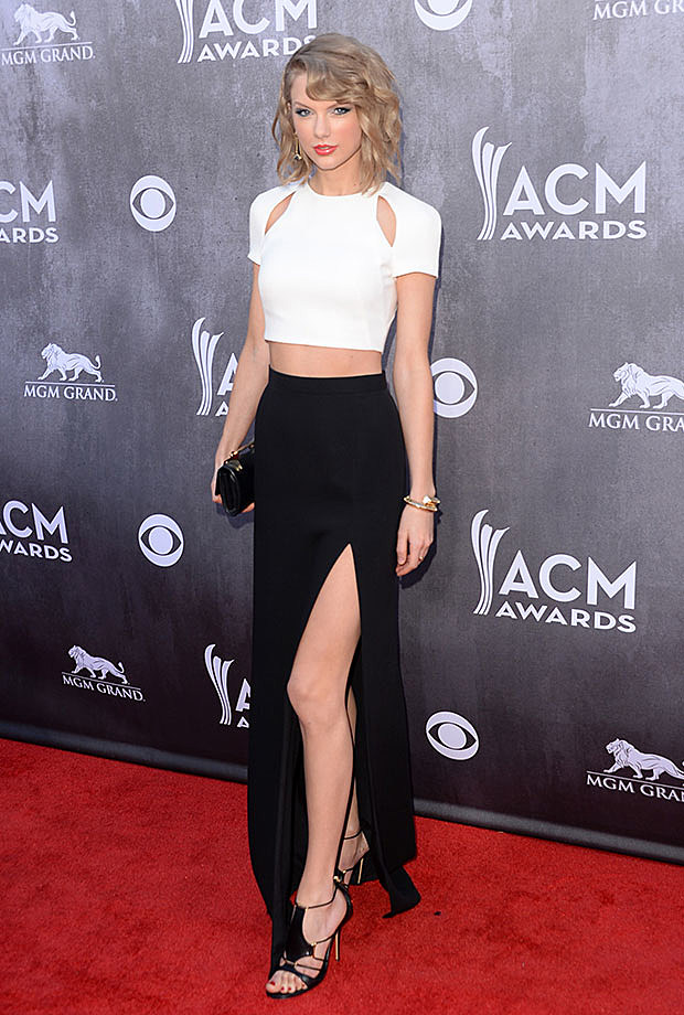 Taylor Swift 2014 Academy of Country Music Awards