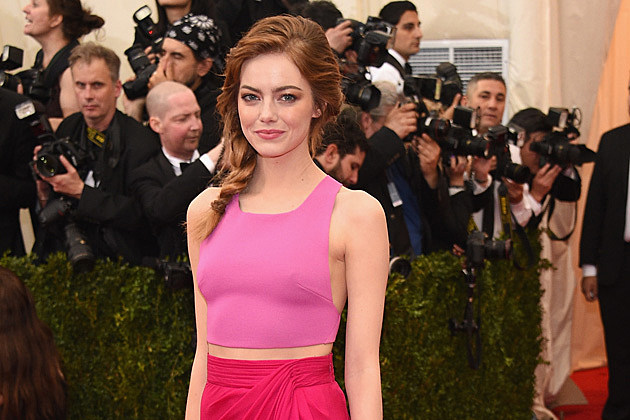Emma Stone Opens Up About Her Weight + Body Image Emma Stone Instagram