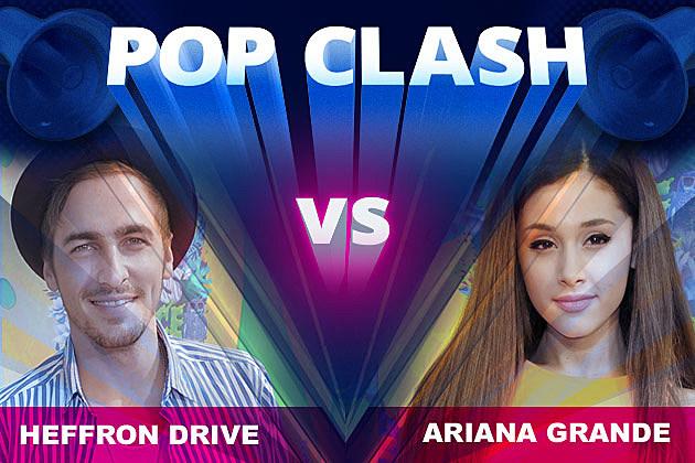 Heffron Drive Ariana Grande