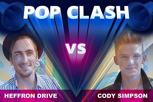 Heffron Drive Cody Simpson
