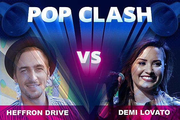 Heffron Drive Demi Lovato