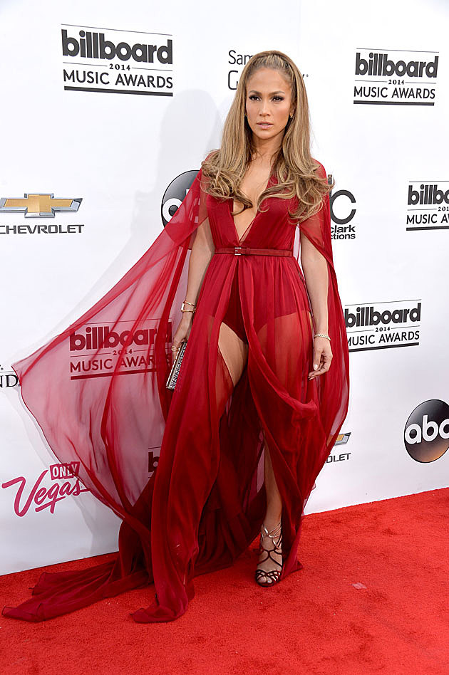 See Jennifer Lopez's Dress at the 2014 Billboard Music Awards