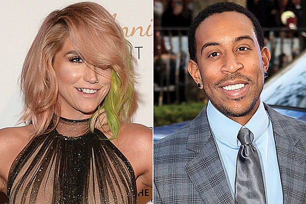 Kesha and Ludacris